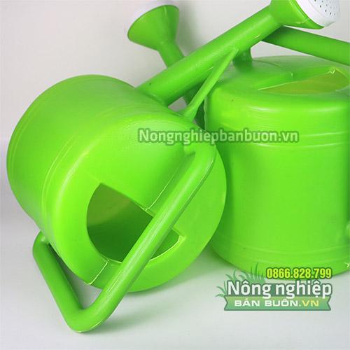 Bình ô doa tưới cây nhựa cao cấp bền đẹp 8 lít - D62