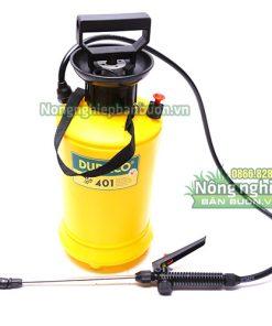 Bình xịt DUDACO 4L cao cấp màu vàng - BX4