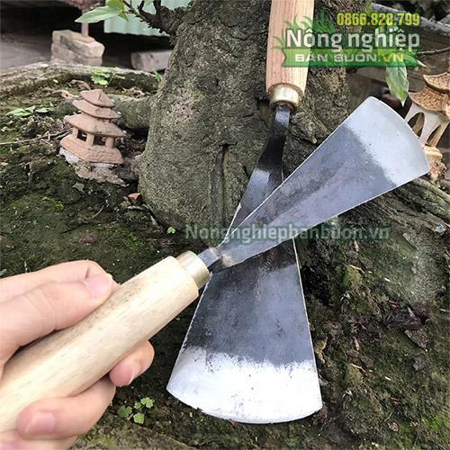 Dầm xới đất cầm tay loại nhỏ - D13