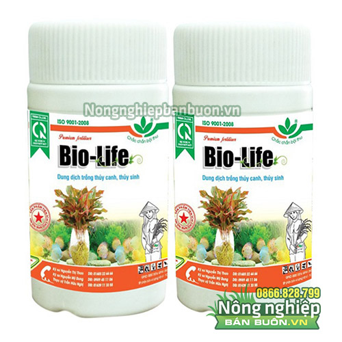 Dung dịch thủy canh Bio Life - T48