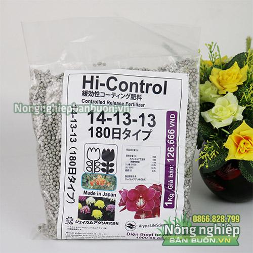 Phân chì Hi-Control 14-13-13 - T111
