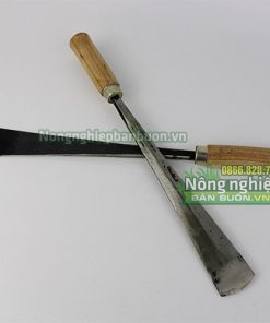 Dầm đào hố lưỡi thẳng cán gỗ sắc bén - D39