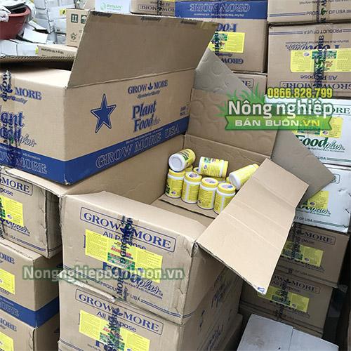 Phân bón ACIDIFIER NPK 30-10-10 đầu trâu - T97