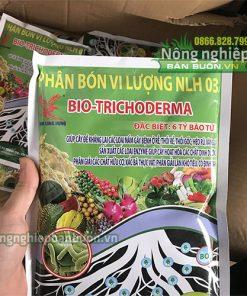 Phân Bio-Trichoderma kháng nấm hiệu quả - T93