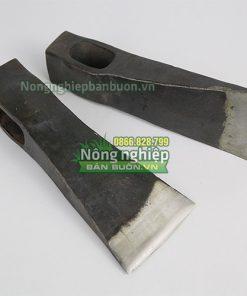 Búa rìu chặt củi lưỡi dài thép rèn sắc bén - D47