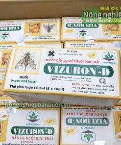 Thuốc diệt ruồi vàng đục quả Vizubon - T58