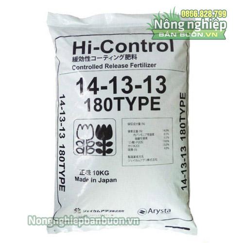 Phân chì Hi-Control 14-13-13 nhập khẩu Nhật - T137