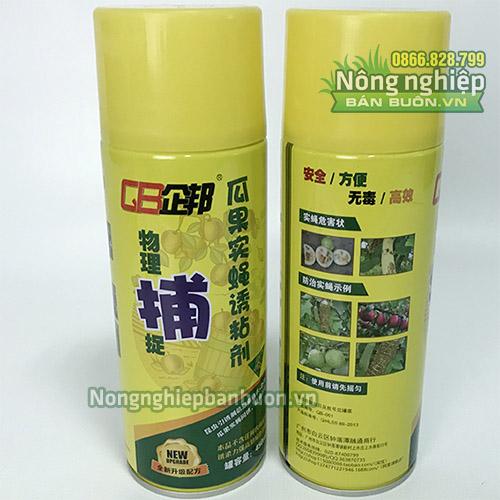 Thuốc diệt ruồi vàng đục quả - T72