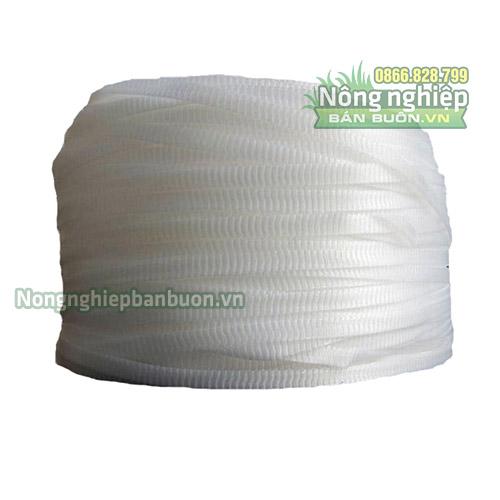 Túi lưới nhựa đựng phân dê, phân tan chậm (1kg/cuộn)