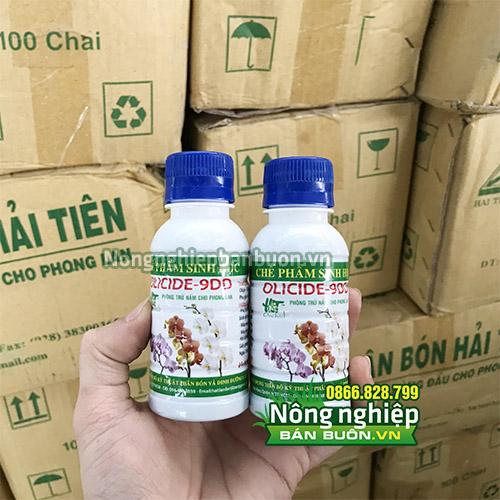 Thuốc Olicide 9DD trừ nấm cho Lan T19