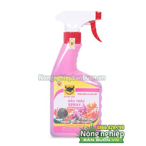 Phân đầu trâu Spray 3 - T15