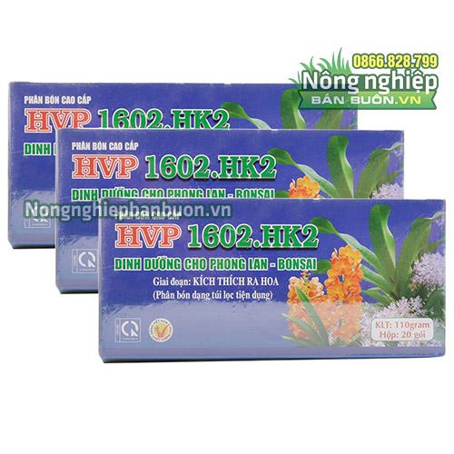 Phân bón dinh dưỡng cho lan HVP HK2 - T10