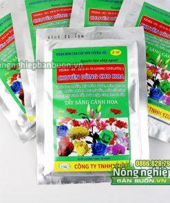 Phân bón tẩy sáng cánh hoa NPK YZUKA - T53