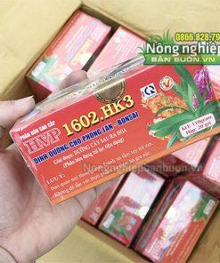 Phân bón dinh dưỡng cho lan sau ra hoa HVP 1602.HK3 - T60