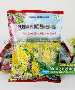 Phân bón hữu cơ ORGANIC 5-5-5 - T116