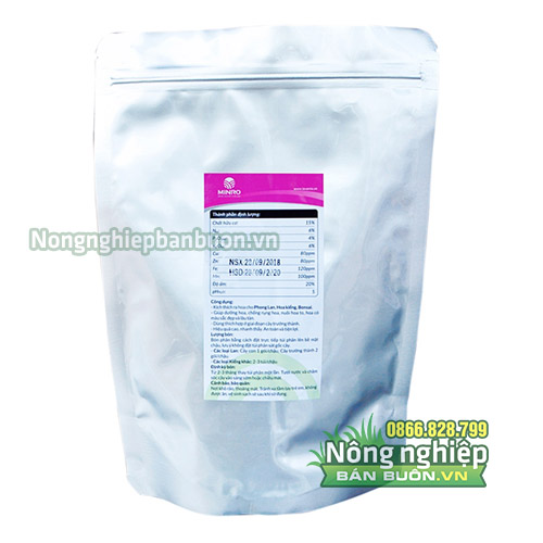 Phân bón hữu cơ khoáng Minro 6-4-6 - T35