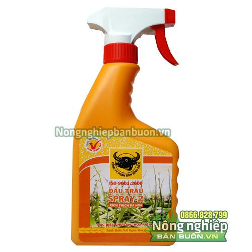 Phân bón Đầu Trâu Spray 2 - T14