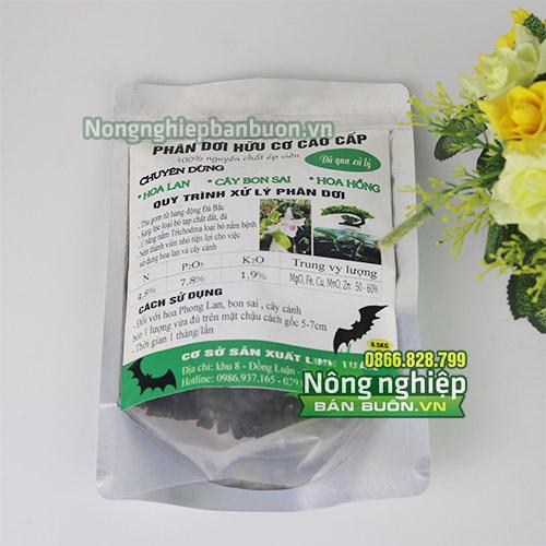 Phân dơi hữu cơ nguyên chất chuyên dùng cho cây cảnh - T113