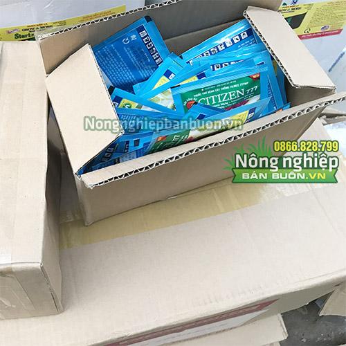 Thuốc Citizen 777 đặc trị bệnh về nấm cho Lan - T59