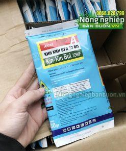 Thuốc Kin Kin Bul 72WP trị thối nhũn cho cây - T129