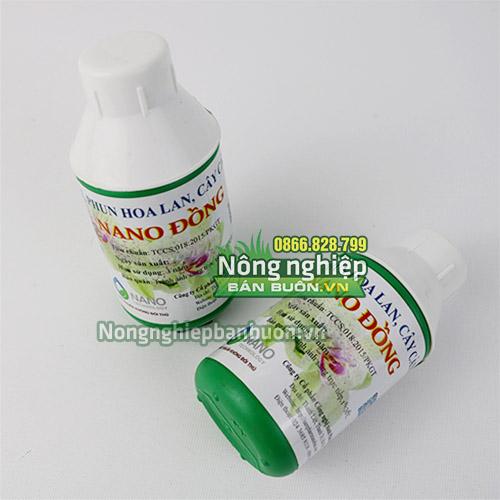 Nano Đồng đặc trị vi khuẩn cho Lan - T75