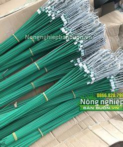 Móc treo lan nhôm dài 70cm - VTK12
