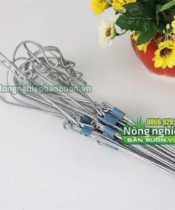 Móc treo lan bằng kẽm dài 70cm - VTK10