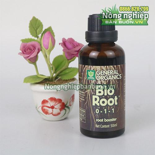 Thuốc kích rễ Bio root hữu cơ 0-1-1 cho cây trồng - T167