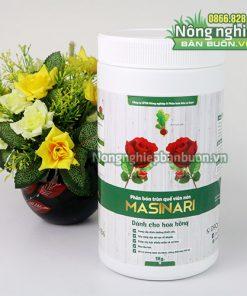 Phân trùn quế bón gốc Masinari cho hoa hồng - T169