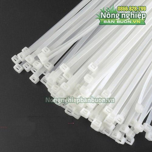 Dây thít nhựa cố định đồ vật dài 15cm - D77