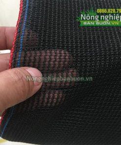Lưới che nắng giá rẻ khổ 2x1m hàng dệt kim Đài Loan - D79
